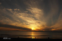 暮れゆく海を眺めて - jumhina biyori*