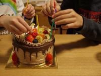 7歳*ショコラティエ - ほっこり*