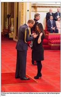 祝!ジョハンナ・バスフォードが大英帝国勲章を受勲しました!!! - オトナのぬりえ『ひみつの花園』オフィシャル・ブログ