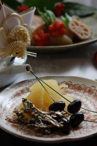 お節のレクチャー会終わりました。 - Rose ancient 神戸焼き菓子ギャラリー