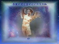 フォト575rk1302『 冬麗や老も恋せんいのちの知 』 - 老仁のハッピーライフ