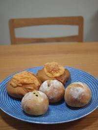 11月のパンと12月のパン。 - 風景ノート。
