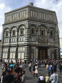 ジョバンニ洗礼堂 その2 ~天国の門~ - Firenze&Toscana Photoravel 日記