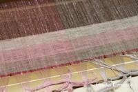 試し織り - ひつじの手仕事、日々のこと