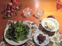 豆腐と牡蠣のミルク煮 - まほろば日記
