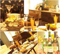 冬の集いと美味しいものたち - RELISH ~日々を愉しむエッセンスとテーブル 時々パーティー~