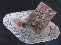 クリスマスカラーと煌めきを〜6 - 瑠璃色古雑貨店