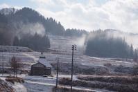 初雪の頃 - 松之山の四季2