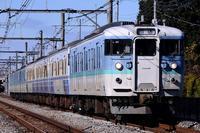 161215 115系L99+N3 OM入場 新幹線 他 - コロの鉄日和newver
