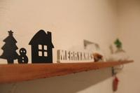 クリスマスの飾りつけ - **Le petit cadeau **     handmade & life