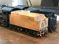 カツミC55レストア その6 - 鉄道模型の小部屋