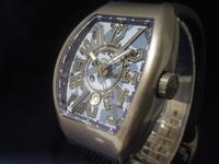 フランクミュラ- ヴァンガード - 熊本 時計の大橋 オフィシャルブログ