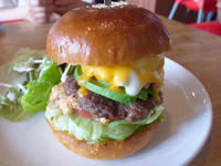 BROWN FLAVOR cafe&food (桑名市) #5 - avo-burgers ー アボバーガーズ ー