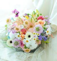 ひとつのギフト たいせつな人からたいせつな人へ  嬉しい贈り物 - 一会 ウエディングの花