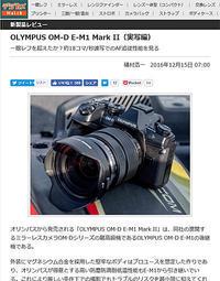 新製品レビュー OLYMPUS OM-D E-M1 Mark II(実写編) - 100-400ISの部屋