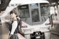 電車との作品 - my life*~コトノハとネイルと写真と~