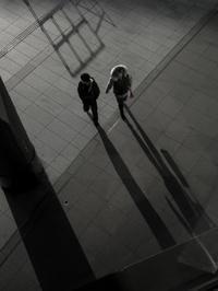 二人の影 - haze's photos