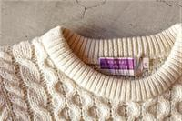 Item.180 Cable Knit Sweater - STORE old&new clothing