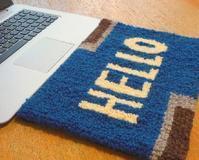 HELLO! - 空飛ぶ絨毯