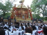 祇園祭【イムの人 さん】 - あしずり城 本丸