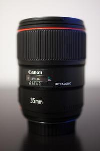 Canon EF35mm F1.4L II USM - Full of LIFE
