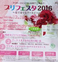 KITTE会館でのフェスタ&コンテスト  - 軽井沢プリフラdiary
