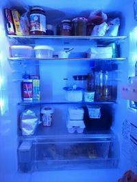 意外と片付いてる?冷蔵庫 - 縫うと家族とうちのこと
