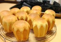 対照的なパン - ~あこパン日記~さあパンを焼きましょう