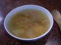 根野菜スープでダイエットの後は生ハム - M55から