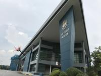 Air Force Museum - トム家の休日~シンガポールの巻
