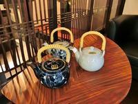 焙じ茶・玄米茶・番茶用土瓶型急須 - 茶論 Salon du JAPON MAEDA