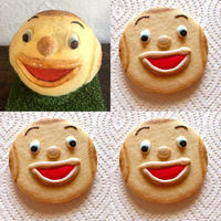 まんまるパンの絵本とYoko-Bonの人形の世界が、アイシングクッキーに  ♪ - Bon Copain!
