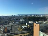 桜美林大から富士山をちょっとだけ眺める - アーバン・ガーデン・ウォッチング
