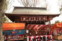 浦和 調神社大歳の市・十二日市(じゅうににちまち)その2 - スーさん旅日記