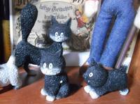 モンマルトルの黒猫たち - 一景一話