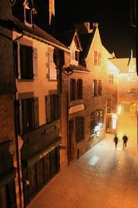 モンサンミッシェルの夜 - 好きな写真と旅とビールと