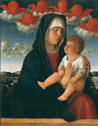 「ヴェネツィア・ルネサンスの巨匠たち」展、大阪 - ヴェネツィア ときどき イタリア・2