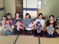 12月16日 ベビマ例会を開催しました - 子育てサークル たんぽぽの会
