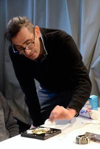 ジャン=マルク・ヴァシュテールさんのミニエキスポ & アトリエ @L'Age d'Or - keiko's paris journal <パリ通信 - KLS>