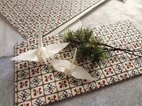 お正月飾りの準備 飾り台 - handmade flower maya