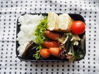 12/19(月)ウインナー弁当 - ぬま食堂
