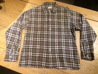 60's Sears cotton flannel shirt - BUTTON UP clothing