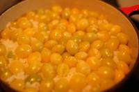 今年も美味しい銀杏ご飯 - 亜麻仁