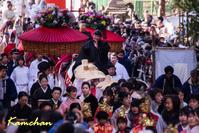 おん祭り - カンちゃんの写真いろいろ