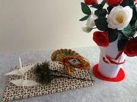 お正月飾り - handmade flower maya