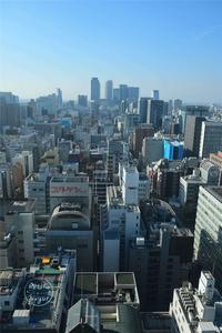 名古屋のシンボル  テレビ塔 - 撮行記