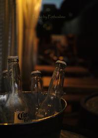 冬のビール - ぽとすのくずかご
