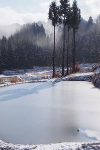 雪の棚田 - 松之山の四季2