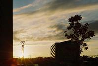 夕日 - BobのCamera