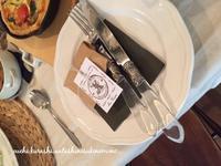 Christmasparty☆お料理、テーブル編☆ - おうち、くらし、わたしのすきなもの。